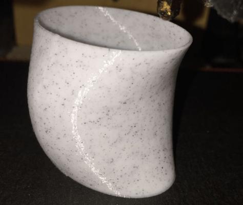 filamento efecto marmol PLA